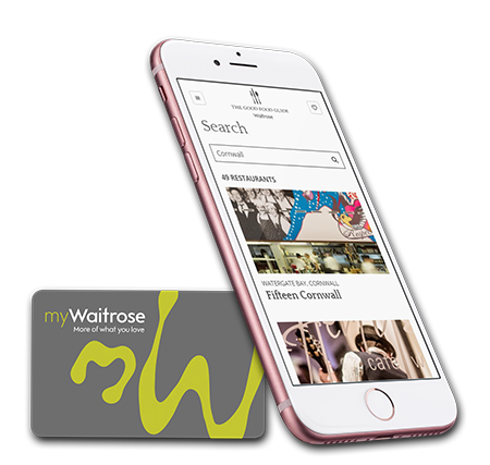 myWaitrose card holders Register your card: To register your card with our specialist shops websites (Cellar, Florist, Kitchen, Gifts, Garden and Pet) please follow these simple steps.